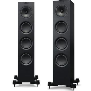KEF Floor Standing Speaker. Model: Q550B (SOLD AS PAIR)