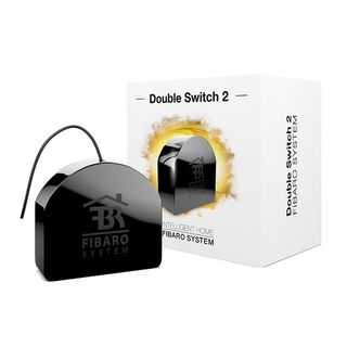 Fibaro Z-Wave Double Switch 2  FGS-223 ZW5