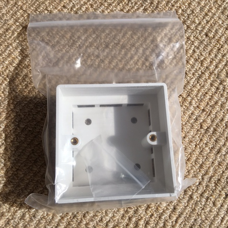 DC68 switch Flush box