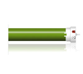 iSW25LE/S-1.1/40 Bi-directional Li-ion rechargeable battery powered tubular motor